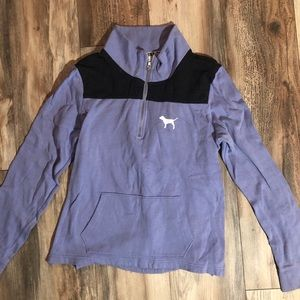 like new pink pullover lilac purple color